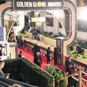 My Golden Globes Experience