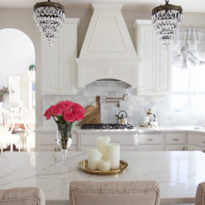 Kim's Bright White Kitchen Remodel