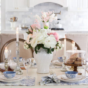 Spring Entertaining with Birch Lane and Stonewall Kitchen