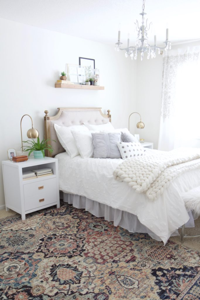 Picture of: Girls Bedroom Makeover With Birch Lane Styled With Lace