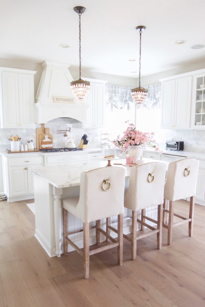 farmhouse kitchen granite marble kitchen island